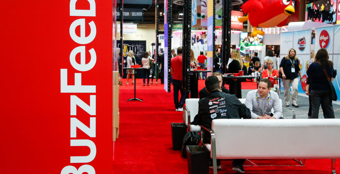 Tradeshow Photographer: Photographing trade booths