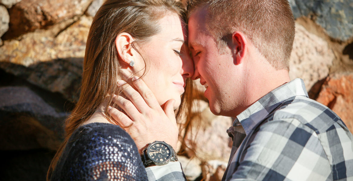 Portrait Photographer: It's All About Intimate Moments