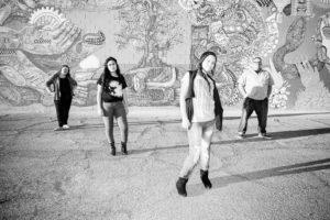Las Vegas Black & White Family Portrait Photographer