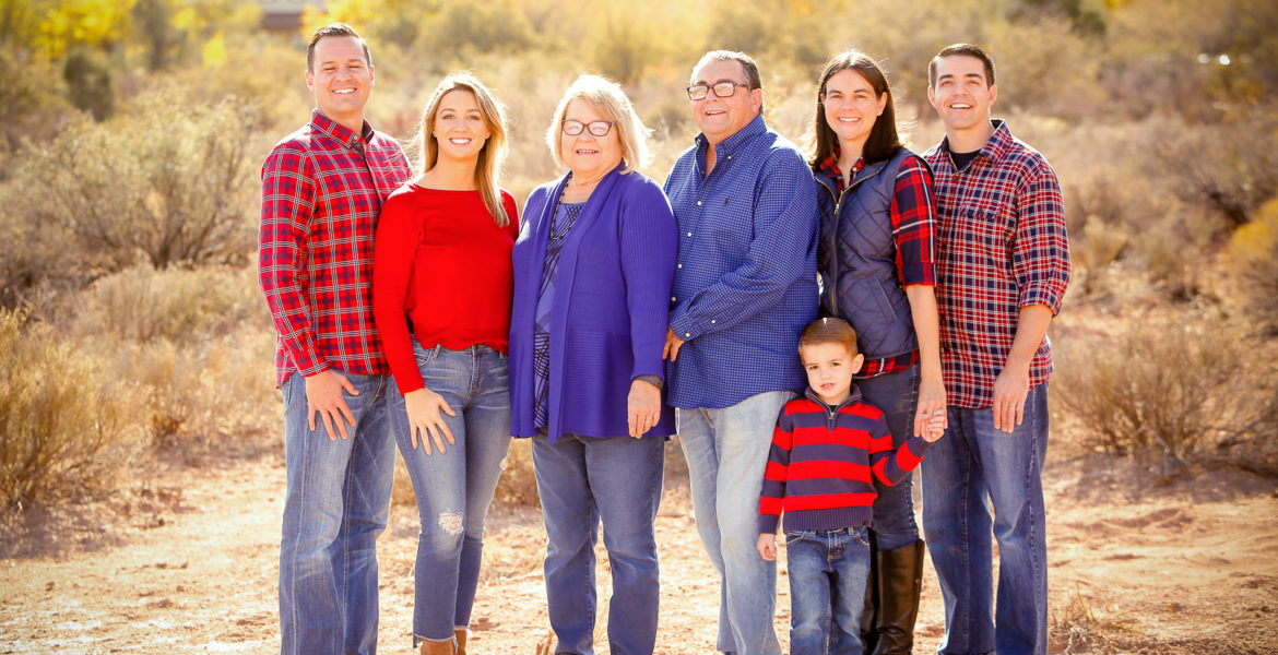 Choosing a Las Vegas Family Photographer