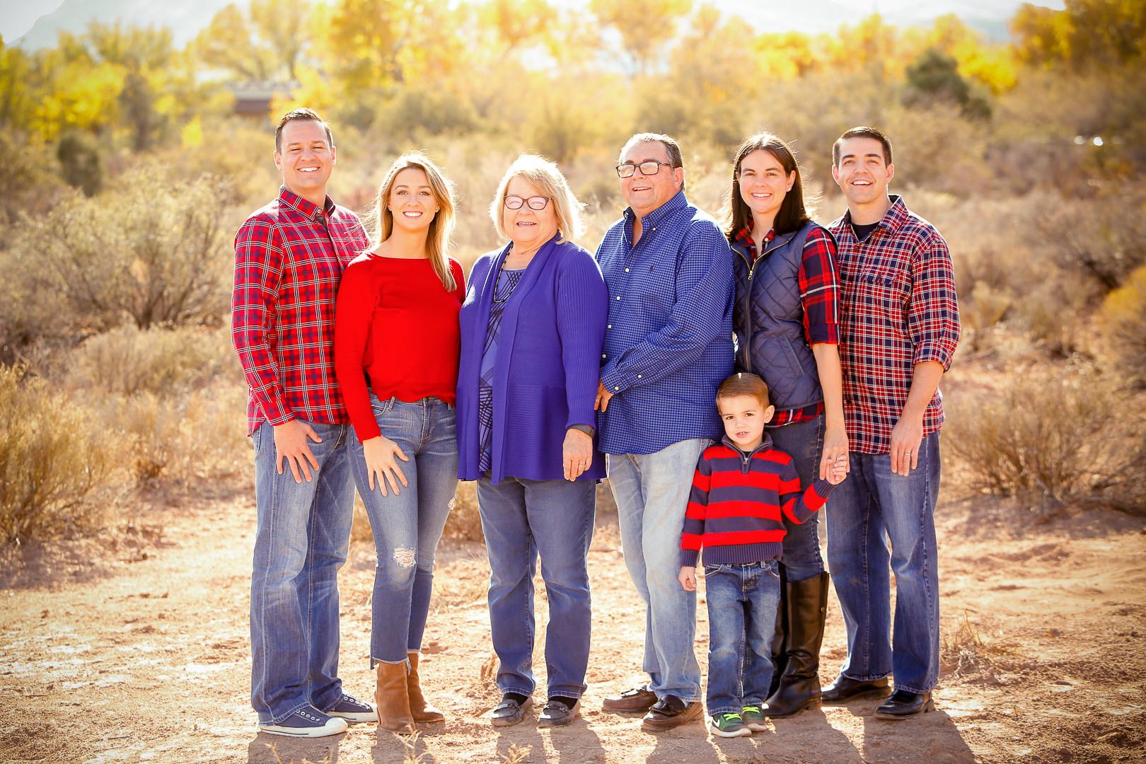 Choosing a Las Vegas Family Photographer