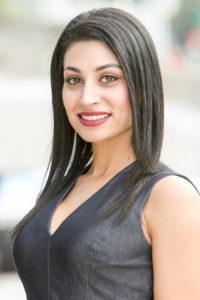 Las Vegas Outdoor Female Headshot Photographer