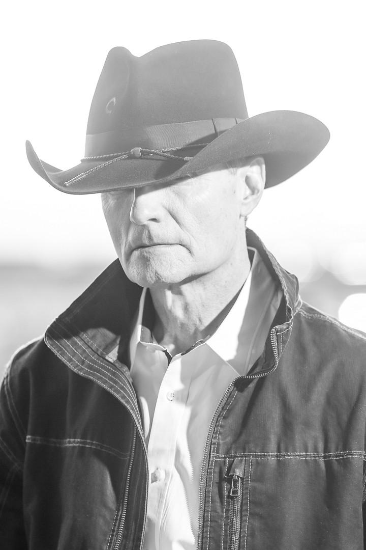 Las Vegas Black & White Headshot Photographer