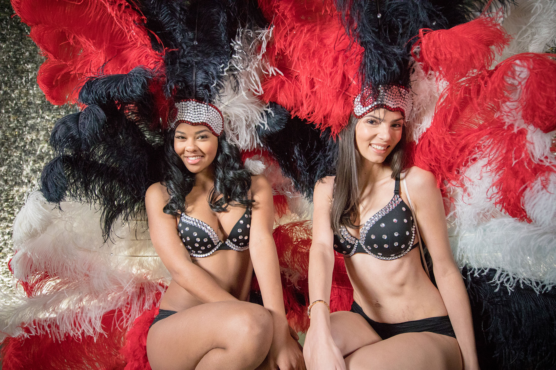 The Cheeky Showgirl