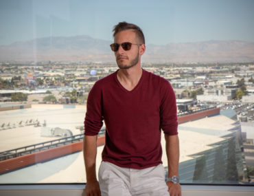Las Vegas Headshot Photographer - What's My Age Again?