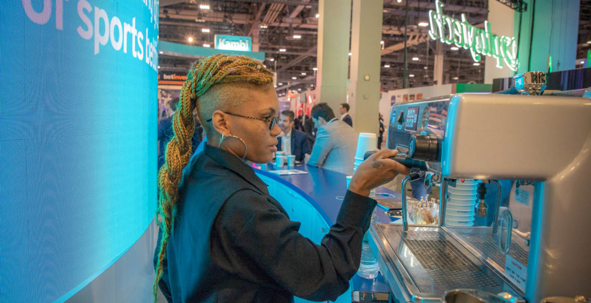 Navigating the Conference Halls As A Las Vegas Photographer