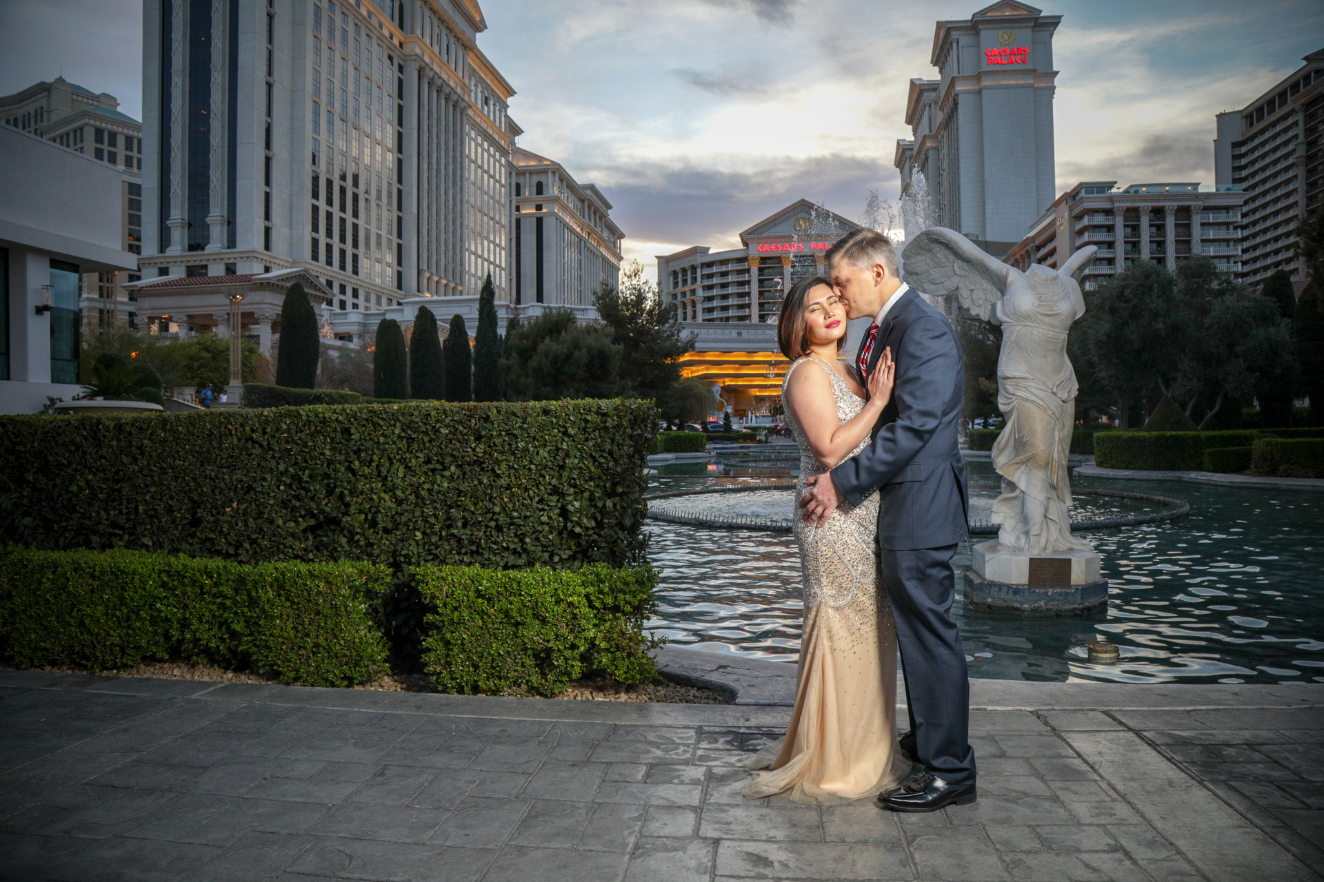 Las Vegas Engagement Photographer