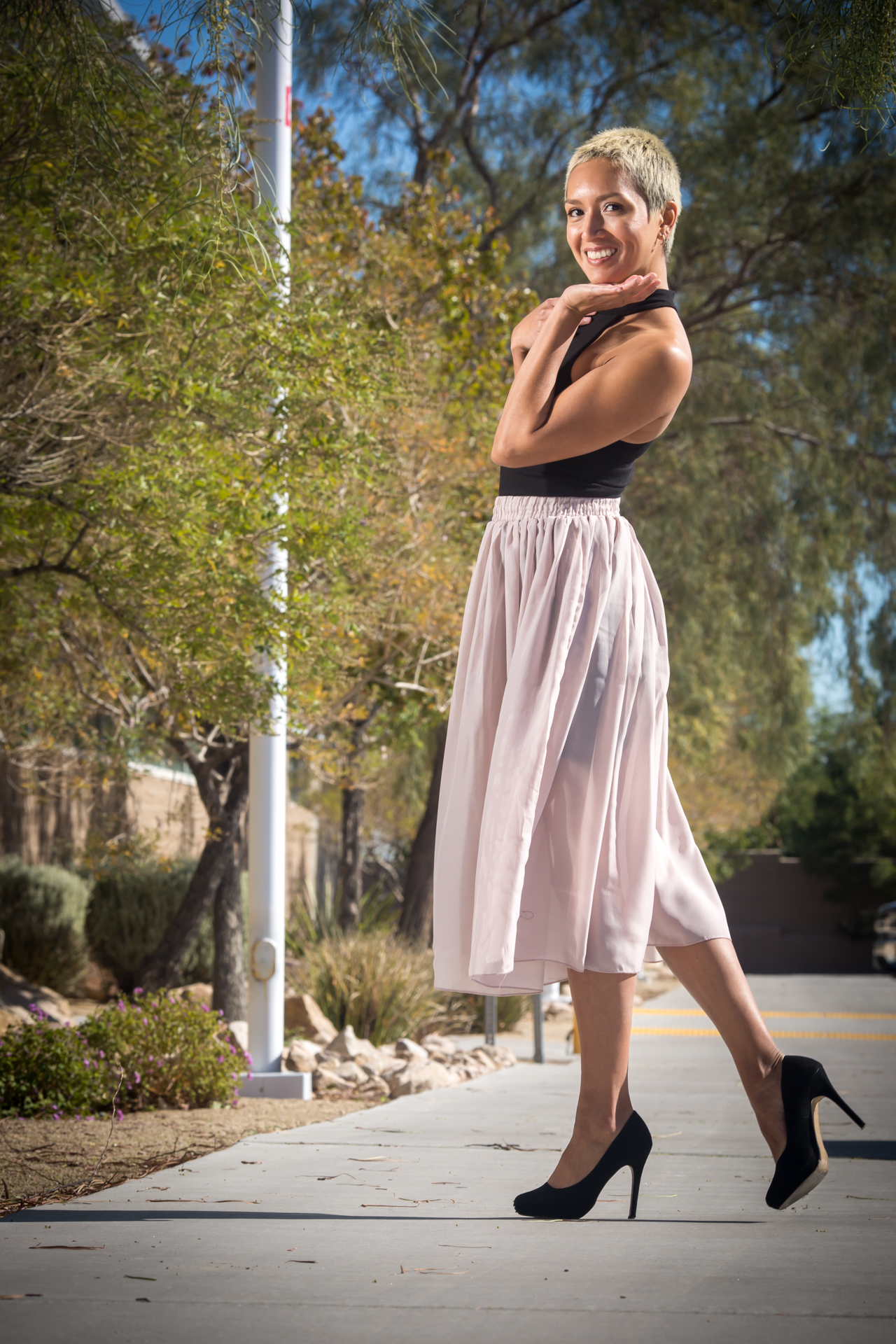 Las Vegas Senior Portrait Photographer